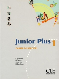 Учебна тетрадка	 Junior Plus 1