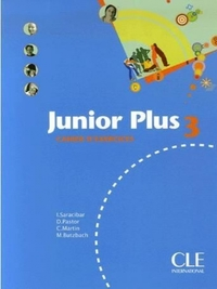 Учебна тетрадка  Junior Plus 3